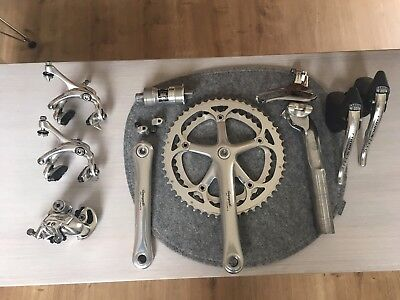 Campagnolo Chorus Gruppe,Group 8 Speed