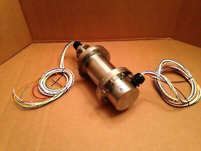 Iec Corporation Explosion Proof Slip Ring Model# Bxxp-16-6Ft-6Ft-Fwlr