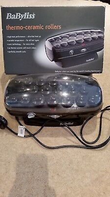 BaByliss 3035U 20 Piece Thermo-Ceramic Rollers
