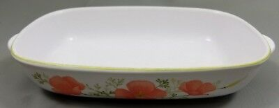 "Noritake Bright Side Progression China  9"" Inch Oval Baker Vegetable Bowl Japan"