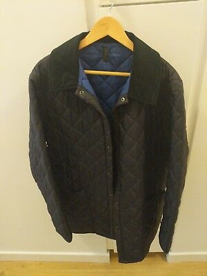 Barbour Men's Quilted Jacket Large