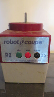 Robot Coupe R2 Food Processor BASE Only Works!