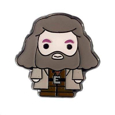 [GIW]  Carat Harry Potter Cutie Collection Pin Badge Hagrid