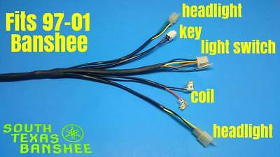 Astounding Electrics Wiring Harness Wire Loom Atv Quad 125 150 200 250Cc Stator Wiring 101 Ferenstreekradiomeanderfmnl