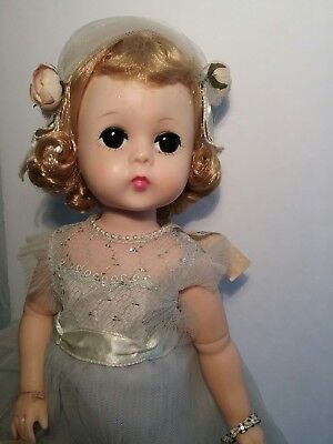 Early Vintage MADAME ALEXANDER LISSY DOLL w/All Original Tagged Clothing~No Dmg.