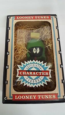 VERRY RARE Marvin the Martian wooden character