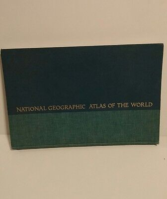 National geographic 1775 Atlas Of The World