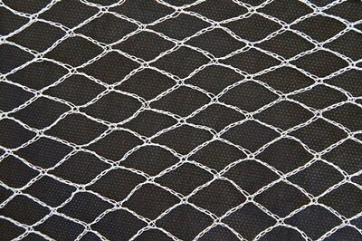 Antibird Net White Fruit Crop Protection 4M x 100M Rally Extruded