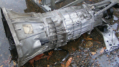 6 Speed Manual GEARBOX VE Holden Commodore v6