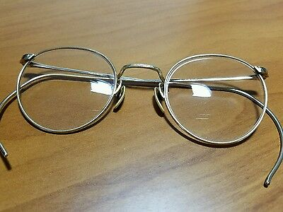 Vintage Fulvue 12k GF Child's Art Deco Eyeglasses