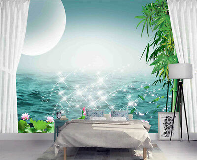 Bright Later Orchid 3D Full Wall Mural Photo Wallpaper Printing Home Kids Decor