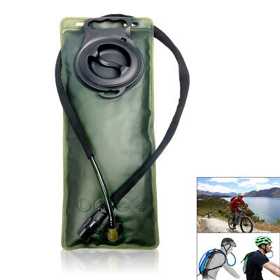 2/2.5L/3L Water Bladder Bag Backpack Hydration System Camping Hiking Fast Ship