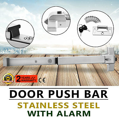 Door Push Bar Panic Device and Alarm Hardware Latches Emergence Fire-Proof