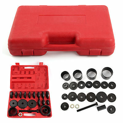 23pc Wheel Bearing Removal set Installation Tool Kit Front Universal press pull