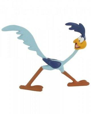 Looney Tunes mini figurine Beep beep 8 cm Comansi figure Road Runner 99667