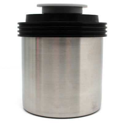 Seki Universal Stainless Steel Developing Tank with Plastic Cover