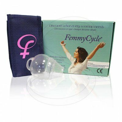 FemmyCycle Menstruationsbecher Low Cervix ,menstrual cup Low Cervix