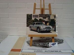 Aston Martin DB5 coupe and convertible brochure (language French)