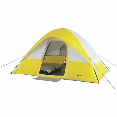 Dome Tent C&ing Hiking Outdoors Shelter C& 6-Person Sleeps Lightweight Bag  sc 1 st  PicClick & GREATLAND OUTDOORS Camping Dome Tent 6 Person Tent **Low Price ...