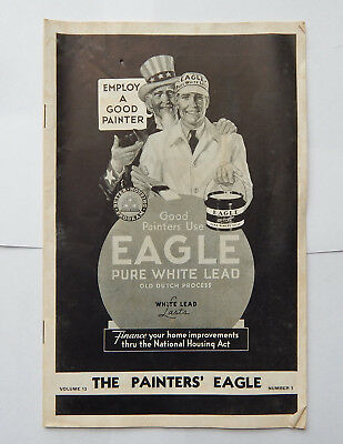The Painters' Eagle - Eagle-Picher Lead Company Magazine (May 1935)