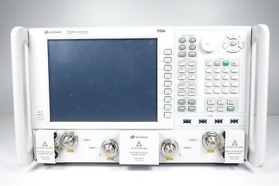 Keysight Used N5224A 10 MHz to 43.5 GHz 4 Port PNA Network Anlayzer (Agilent)
