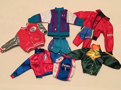 """Lot of Barbie Doll Clothes ~ """"Sports & More"""""""