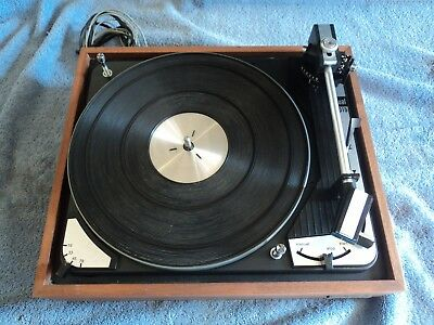 Dual 1015 Turntable Record Player