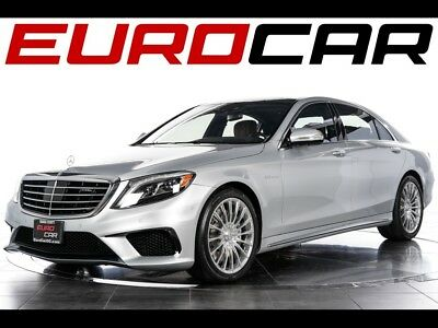 2017 Mercedes-Benz S-Class S63 AMG 2017 Mercedes-Benz S63 AMG - REAR CABIN REFRIGERATOR BOX, REAR FOLD-OUT TABLES