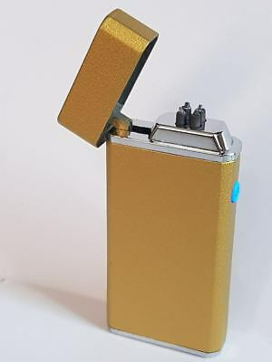Electric LIGHTER New USB Rechargeable Double ARC Lighter
