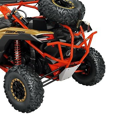Can-Am Maverick X3 & X3 Max Ssp Can-Am Red Rear Cage Extension Kit # 715003434