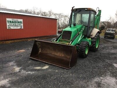 1998 New Holland 575E 4x4 Tractor Loader Backhoe w/ Cab. Coming In Soon!