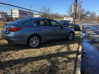 2014 Infiniti Q50  2014 Infiti Q50 For Sale