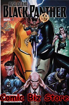 Rise Of The Black Panther #1 (Of 6) (2018) 1St Printing Avengers Variant Cover