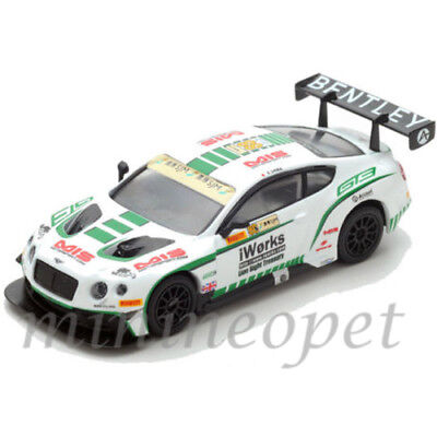 Spark Models Y103 Bentley Continental Gt3 Macau Gp Fia Gt World Cup 2015 1/64 W