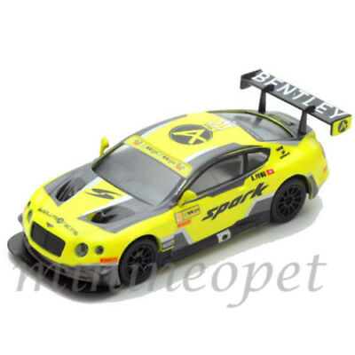 Spark Models Y105 Bentley Continental Gt3 Macau Gp Fia Gt World Cup 2016 1/64 Y