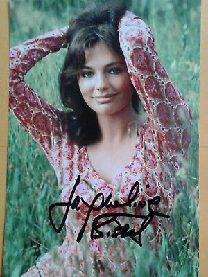 Jacqueline Bisset Authentic Hand Signed Autograph 4X6 Photo ! THE DEEP MOVIE