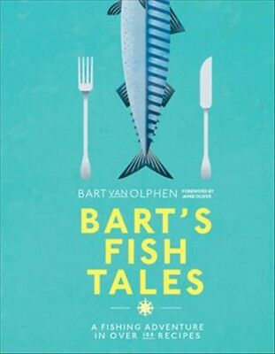 New Bart's Fish Tales By Bart van Olphen
