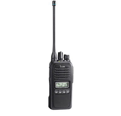 Icom Ic-41Pro Uhf Cb Two Way Radio Ic 41 Pro Portable Handheld 80 Channels