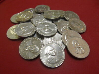 Vintage SHELL'S Mr. President coin game 25coins