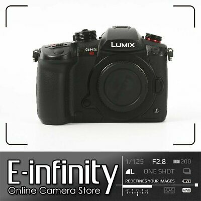 NEW Panasonic Lumix DC-GH5S Mirrorless Micro Four Thirds Digital Camera