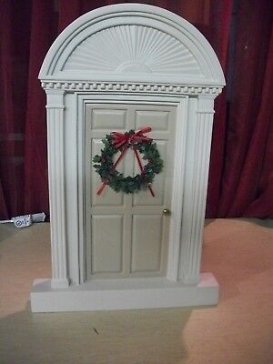 Collectibles Other Decorative Collectibles Nice Accessory For Byers Choice Original Holiday Decorated Door Accessory