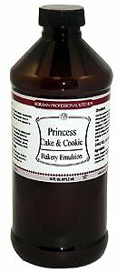 LorAnn Oils Princess Cake & Cookie Bakery Emulsion - 16 oz