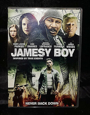 Jamesy Boy - James Woods, Mary-Louise Parker - DVD - Region 1