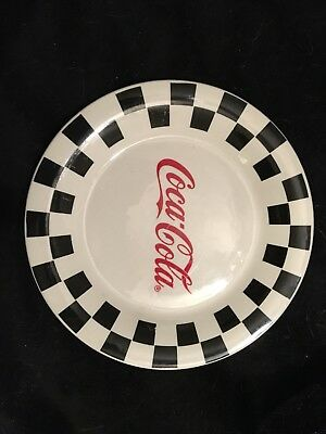 1996 Gibson Coca Cola Dinner Plate