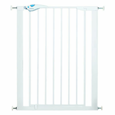 Baby Extra High Tall Pressure Indicator Safety Gate Pet Dog Child Stair Barrier