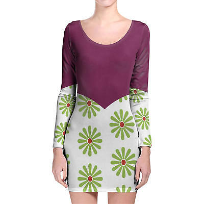 Haunted Mansion Tightrope Walker Longsleeve Bodycon Dress
