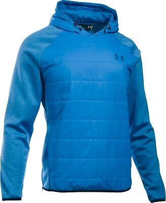 Under Armour Men's UA Storm Insulated Swacket Hoodie Blue New L