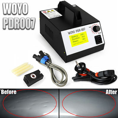 Dent Removing Sheet Metal Repair PDR Induction Heater HotBox WOYO PDR007 AU Plug