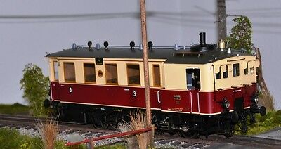 Fine Models Steam Railcars KITTEL LOCOMOTIVE 1 Gauge Digital NEW RARE for KM1