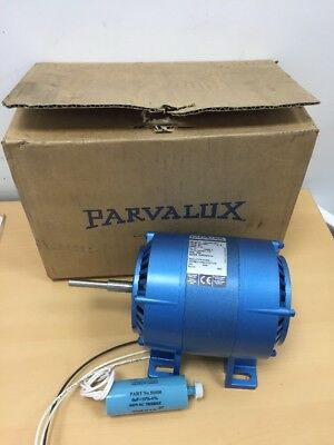 New Parvalux SD13 100w AC Electric Motor Single Phase 1400RPM 4-Pole W11378 VENT